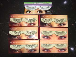 [BACA DESCRIPTION] 7 Pasang Bulu Mata Palsu Fake False Eyelashes