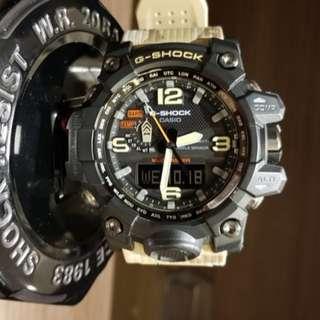 Jam G-Shock GWG-1000DC-1A5 Desert Camo MUDMASTER ORI BM