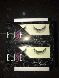 [BACA DESCRIPTION] 2 pasang Elise Fake Eyelashes