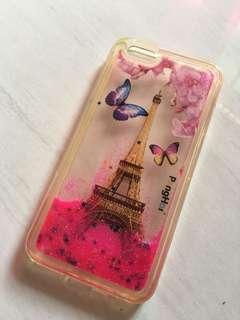 #mausupreme Case Glitter Paris iPhone 6+ 6s plus