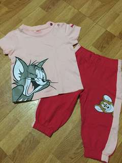 Puma tom and jerry jogging pants