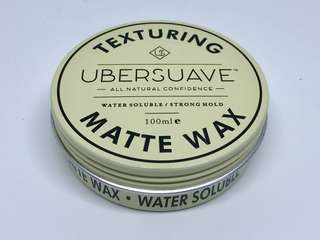 UBERSUAVE v2.0 TEXTURING MATTE WAX 100ml