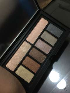 Smashbox Metallic Eye Shadow Palette
