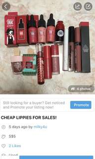 CHEAP LIPPIES FOR SALES!!!