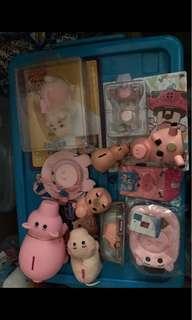 Toy story hamm 火腿