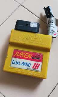 Ecu for y15 Juken dualband