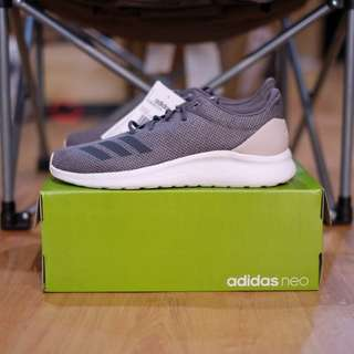 Adidas Neo Puremotion Carbon/Corebrown