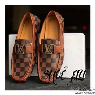 LV Loafer Damier
