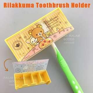 Rilakuma Toothbrush Holder
