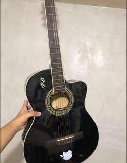 RUSH - RJ Barcelona Classical Guitar