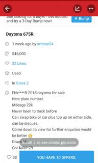 Daytona 675r