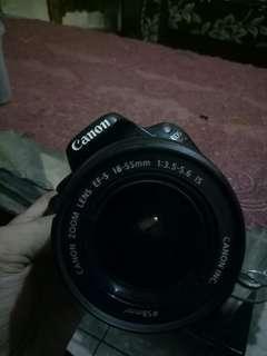 canon eos kiss x7 / 100D