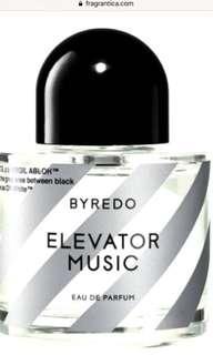 Byredo Elevator Music x Offwhite