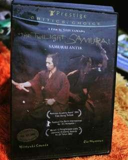 Dvd original The twilight samurai
