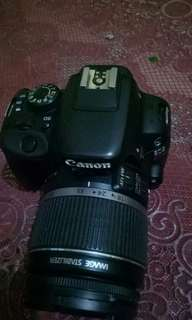 canon kiss x7 / 100D touchscreen