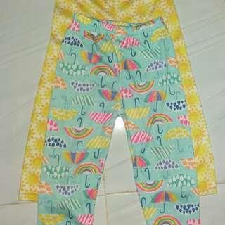 2 pcs Celana Legging anak