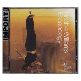 Robbie Williams: <Escapology> 2002 CD