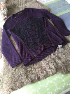 Size small forever new jumper