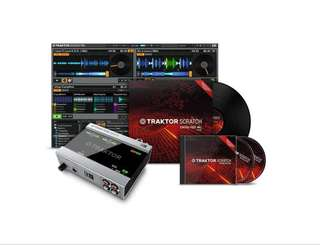 Audio 4 Soundcard - Native Instruments , Traktor Scratch Duo