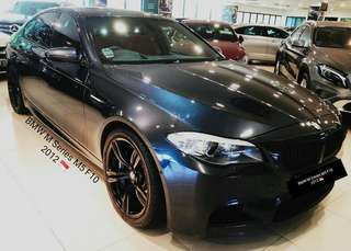 2012 M5 4.4L F10 Turbocharged Engine 560Bhp / READ DESCRIPTION BELOW/ REG SING 🇸🇬