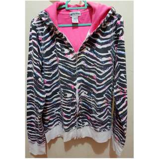 jacket zebra