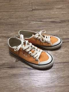 🚚 FILA帆布鞋