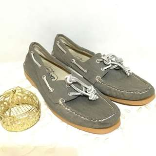 Sperry Top-sider Slip-on Shoes Size 10 Women Boat Shoes Authentic
