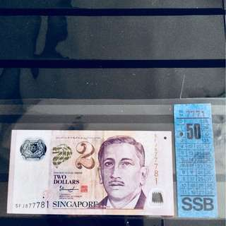777 SGP Collection