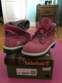 Timberland boots, Size 4.US, Condition 9/10