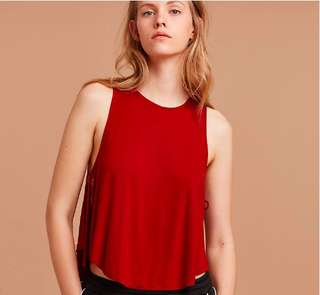 Wilfred Free Amalie Tank (Red)