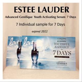 100% Authentic Estee Lauder Advanced Genifique Youth Activating Serum