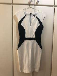 River Island UK Body Con Dress