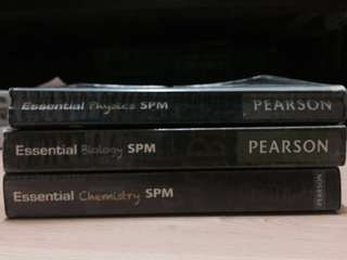 SPM (SCIENCE STUDENT)