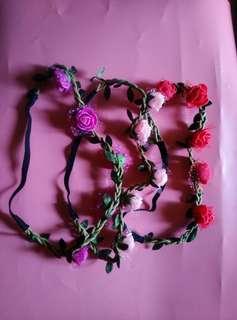 BUY 1 GET 1 Floral Turban Headband Wedding