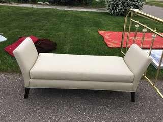 Custom made Silva Bedroom bench