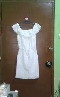 Esprit Off Shoulder Dress