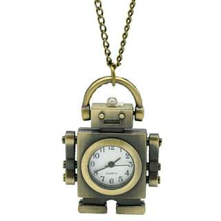 Necklace Watch