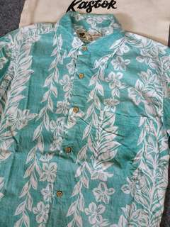 roushatte hawaiian shirt