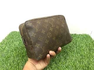 Authentic Louis Vuitton Cosmetic Pouch 23