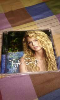 Taylor Swift Self-Titled Debut Album