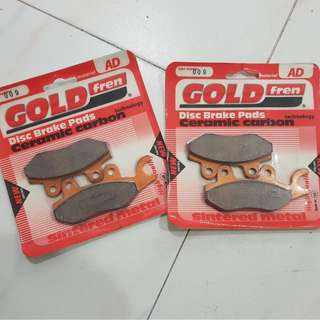 Gold Fren brake pad