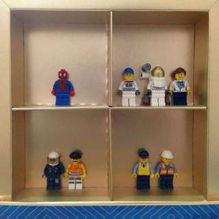 Lego Minifigures (NOT FOR SALE)