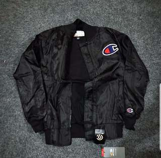Champion X Supreme Jacket