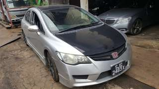 Honda Civic Fd 1.8 Manual