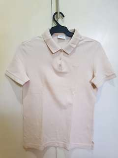 Authentic Esprit beige polo shirt