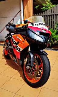 Honda CBR1000RR 2007 🇲🇾 REG MY / CONDITION VERY GOOD / LOW MILEAGE / REAS DESCRIPTION BELOW / FULL ACCESSORIES‼️