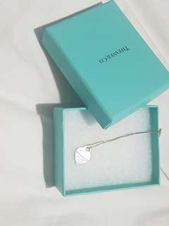 Tiffany and Co authentic necklace