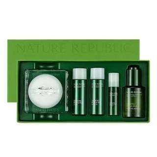 Nature Republic Ginseng Royal Silk Watery Cream Special Set (ORIGINAL)