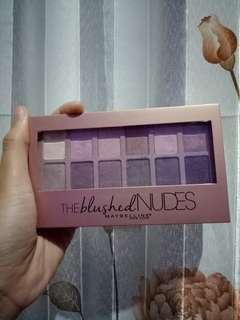 The blushed Nude