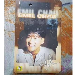 Emil Chau transitlink card